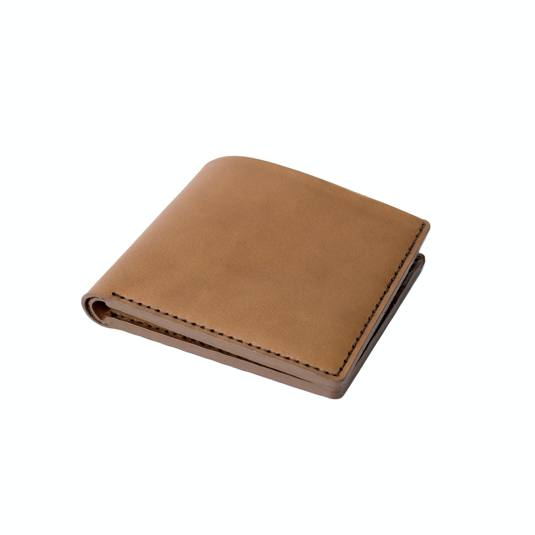 MAKR - Open Billfold Wallet - Made in USA