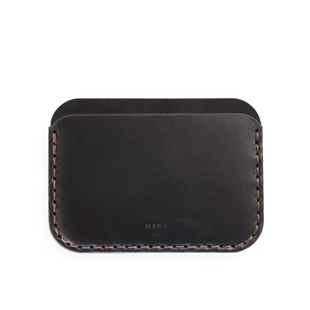 MAKR - Round Wallet - Made in USA