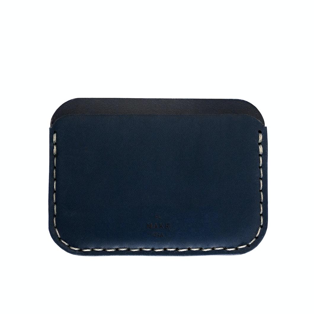 MAKR - Round Wallet - Made in USA