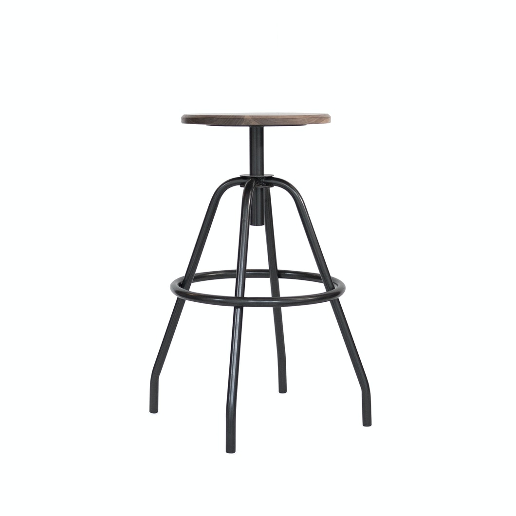 MAKR - Fixed Studio Work Stool - Made in USA