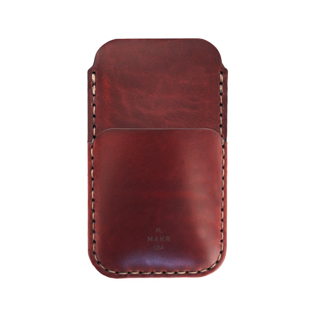 MAKR - iPhone SE / Card Sleeve - Made in USA