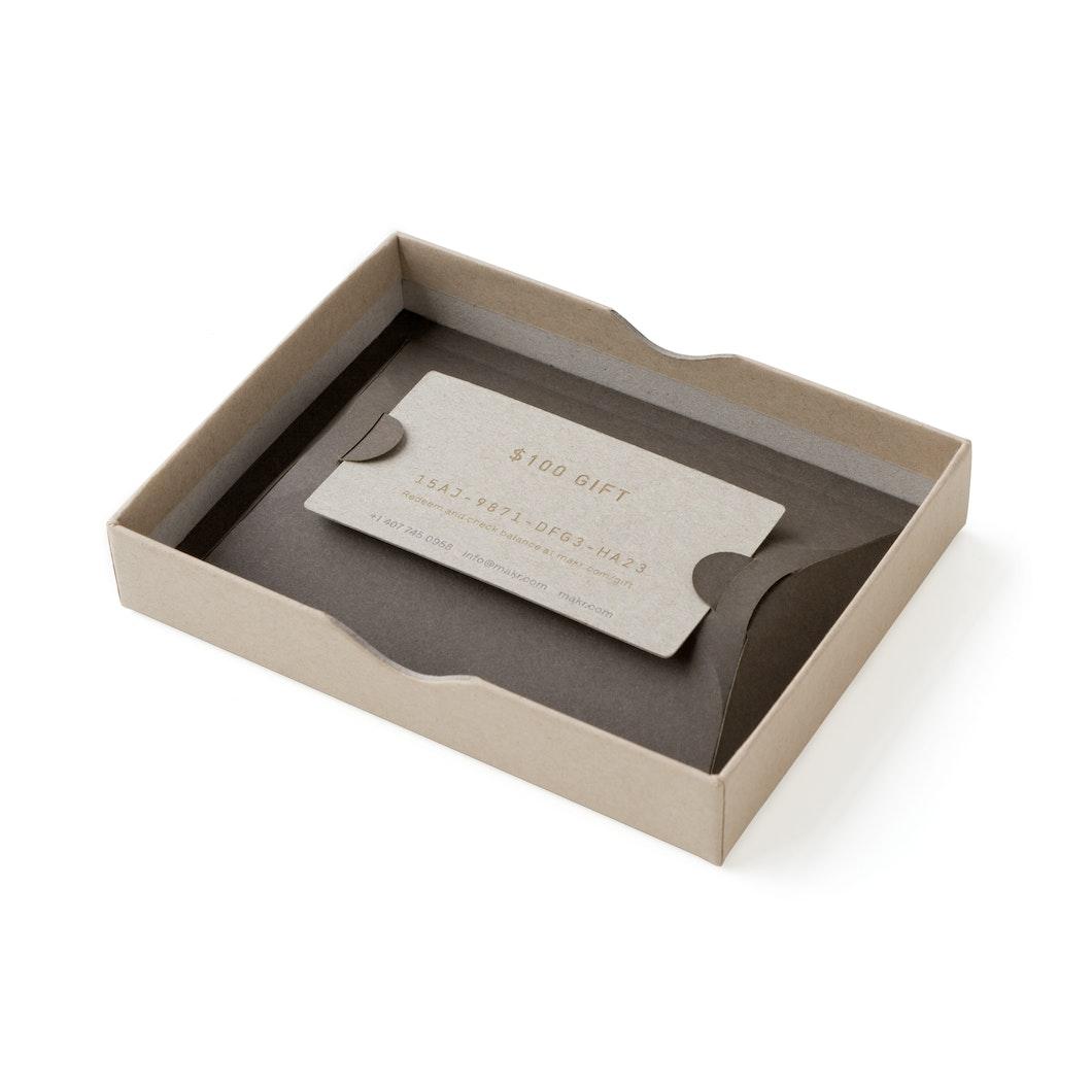 MAKR - Gift Card - Made in USA